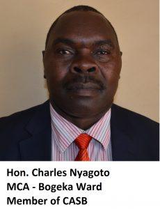 Charles Nyagoto